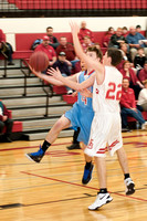 Boys Basketball  SB vs SD 2-2-12